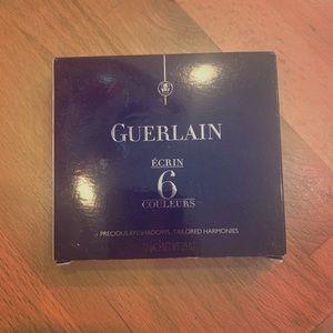 Guerlain Ecrin 6 shadow eye pallette